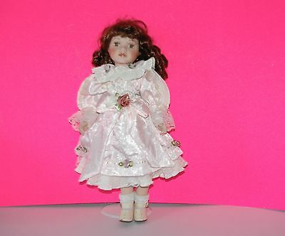"""Cathay Collection 16"""" Porcelain Doll Collectible Limited Edition 1 Of 5000"""