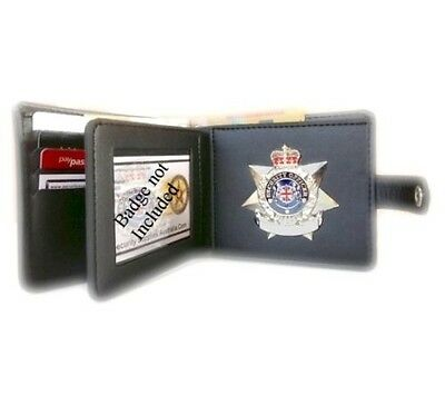 Badge Wallet, Undercover Executive Wallet - ( Badge Not Included )
