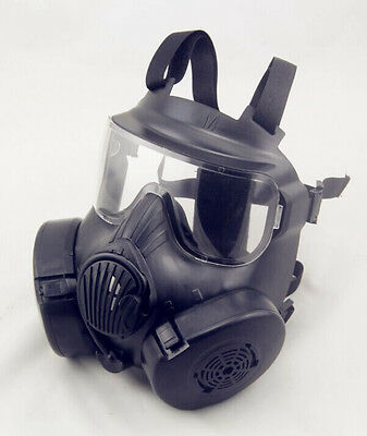 Double fan filter anti-fog gas mask appearance,cosplay,sports competition