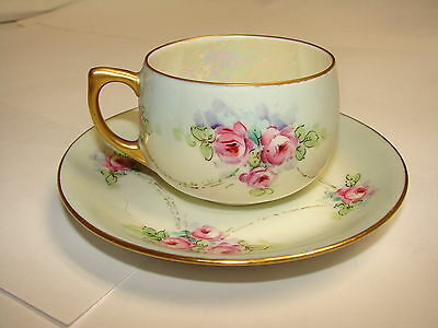 D & B Germany gorgoeus cup and saucer