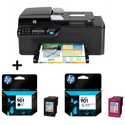HP Officejet 4500 G510g CB867A ADF & LAN All in One Fax