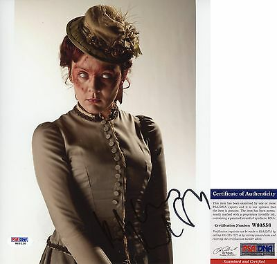 Rachael Stirling Signed 8x10 Doctor Who The Crimson Horror Ada PSA/DNA