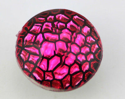 NEW acrylic Snaps Chunk Charm Button for leather Bracelets j93