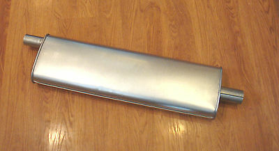 1955 1956 1957 CHEVY MUFFLER   Stock Replacement ** Made in USA **