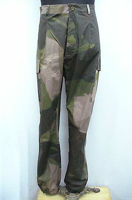 French Algeria TAP windproof camo Pants size L