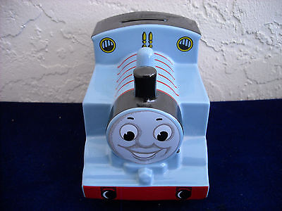 Wade Thomas the Tank Engine Money Bank, Early Model