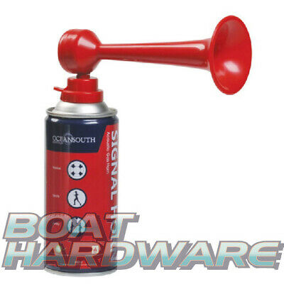 Large Safety HORN BLOWER Marine Alert Distress Signal up to 1500m Race Starter