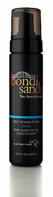 Bondi Sands Self Tanning Mousse Foam 200Ml - Dark