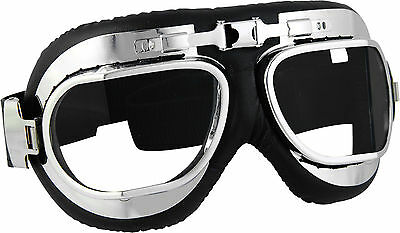 Rxt Flying Mtorcycle Goggles Cafe Racer/ Snow/steam Punk/pilot/vintage Goggles