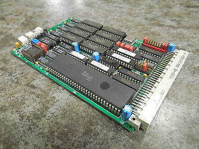 USED Gespac GESVIG-4E 9232 Graphic Controller Card