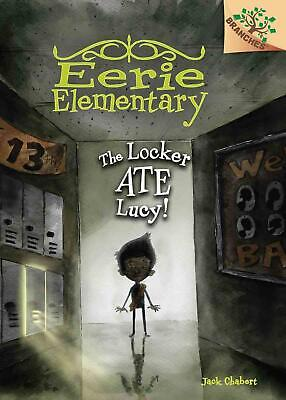 The Locker Ate Lucy! by Jack Chabert (English) Library Binding Book Free Shippin