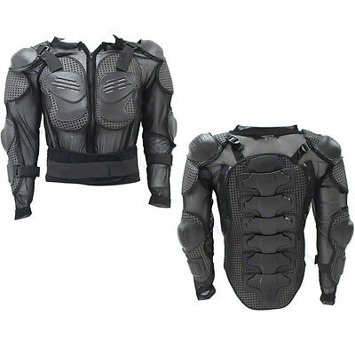 Racing Motorcycle Body Armor Spine Chest Protective Jacket Gear Five Size M-XXXL