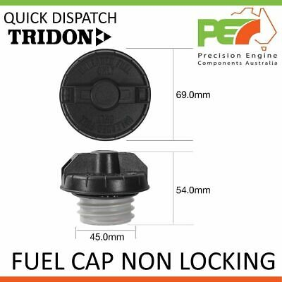 TRIDON NON-LOCKING FUEL CAP FOR LAND ROVER DISCOVERY SERIES 2 98-02 55D 4.0L V8