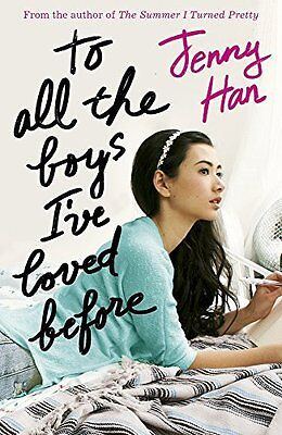 To All the Boys Ive Loved Before - Jenny Han - BRAND NEW PB BOOK (9781407149073)