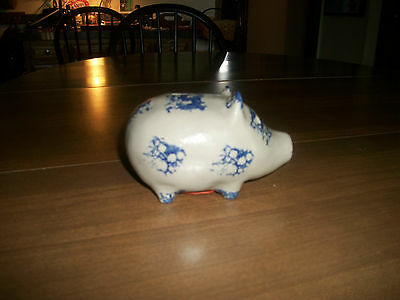 Beaumont Brothers Pottery Piggy Bank