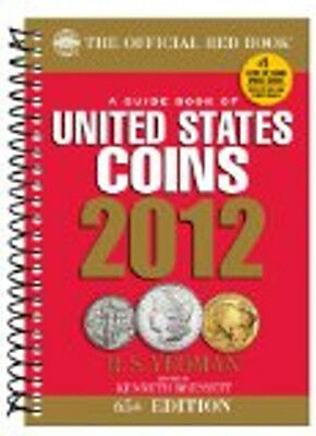 2012 Guide Book of United States Coins: Red Book. WORN CONDITION