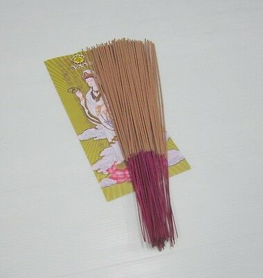 Chinese Joss Sticks Incense Sticks Smokeless 100 Sticks