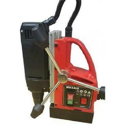 ALFRA MD35LX Magnetic Mag Drill Annular Rotabroach Type Cutter 110v