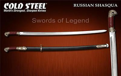 Cold Steel - Russian Shasqua Saber 88RS *NEW*