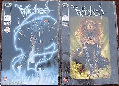 ~°~ THE WICKED n°1 & 2 ~°~ TBE ¤ 2000 SEMIC