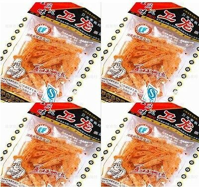 HOT SALE 10 PCS/LOT Chinese Food Spicy spicy food Gluten for Snacks