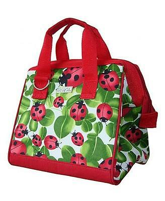 Sachi Insulated Style 34 Lunch Bag - Lady Bug