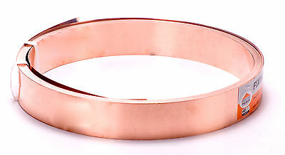 40mm copper 20m coil C101, Roofing,Flashing,Moss,Valley