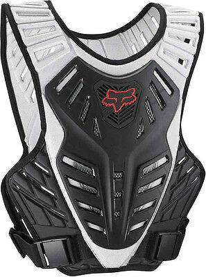 NEW 2018 Fox Racing Titan Race Motocross Chest Protector Roost Guard Under MX