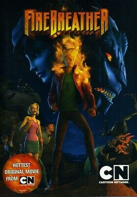 Firebreather (DVD, 2011) Cartoon Network Fire Breather NEW