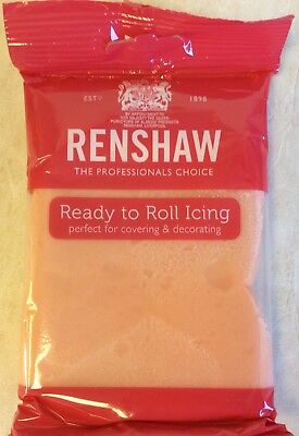 250g Renshaw Decorice SKIN TONE Regalice/Sugarpaste/ready to roll out icing
