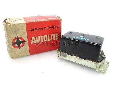NEW Autolite Voltage Regulator 8-121 1961-1966 AMC Rambler Classic Six L Head