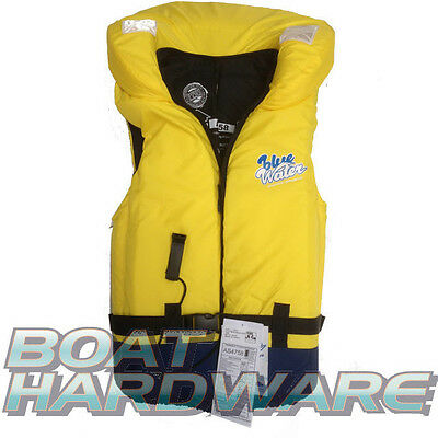 Life jacket Watersport Boat PFD Type 1 Adult SMALL/MEDIUM 40-60kg AUST Seller