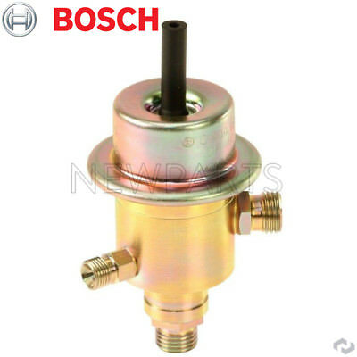 For Mercedes Benz 190E 300E 300SE 300SEL 300TE Bosch Fuel Pressure Regulator