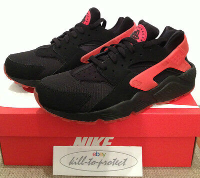 finest selection 16487 f23d7 NIKE HUARACHE LOVE HATE PACK Black Red Sz US UK 7 8 9 10 11 LE 700878-006  2014 -  157.21   PicClick