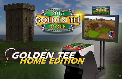 Golden Tee LIVE or Unplugged 2014 Games to Golden Tee Home 2015 Software Update