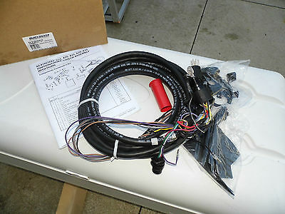 New Quicksilver Harness Asy-20 Ign/choke 84816626A20