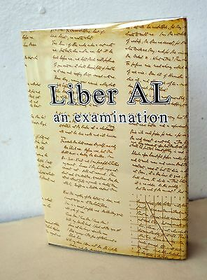 Liber Al: An Examination Book of Law Aleister Crowley LE 1/80 Signed M Cornelius