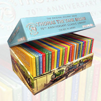 Thomas the Tank Engine Library 26 books station box set
