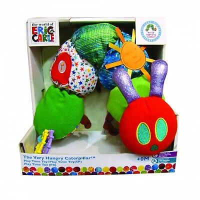 Eric Carle The Very Hungry Caterpillar Play Plush Music Brand New Great Gift