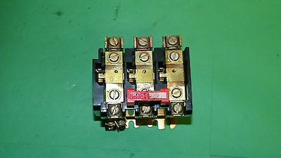 Square D 9065SEO5 Series A Overload Relay W/ B3.30 Heaters 600VAC