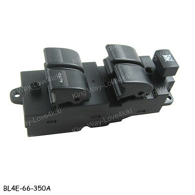 New Driver Side LH Power Master Window Switch For Mazda 6 2003-2012 BL4E-66-350A