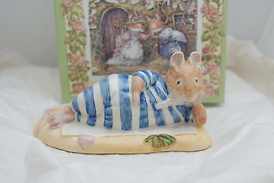 OFFER  MR SALTAPPLE DBH 24 ROYAL DOULTON BRAMBLY HEDGE MIB