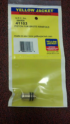 Yellow Jacket, RITCHIE,  Valve Piston, For  THE BRUTE-II Manifolds, 41103