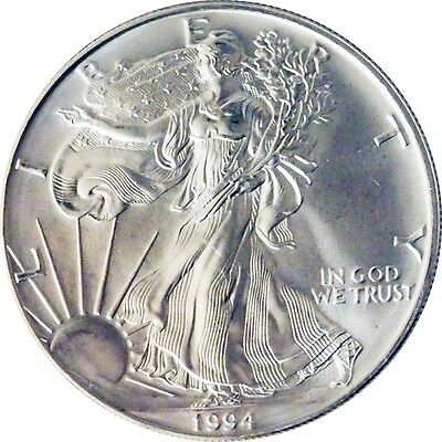 1994 BU American Eagle Silver Dollar!! Combined Shipping for Multiple Items!!
