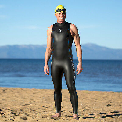 0a7d1c214f W0739 SYNERGY ENDORPHIN Sleeveless Triathlon Open Water Wetsuit Size ...