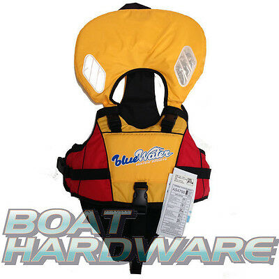 OFFSHORE Deluxe LIFEJACKET PFD TYPE 1 CHILD Baby Toddler15-25kg AUST STD AS4758