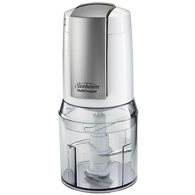 Sunbeam FC7500 MultiChopper™ Food Chopper - Detachable Blades, Easy to Operate
