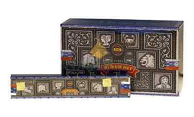Satya Sai Baba Nag champa Super Hit Incense Sticks Box 15g x 12 / 5 / 3 Packs