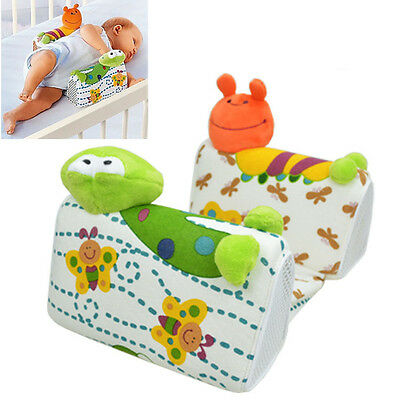 SOZZY baby infant Airflow Sleep Positioner anti roll animal pillow NEW