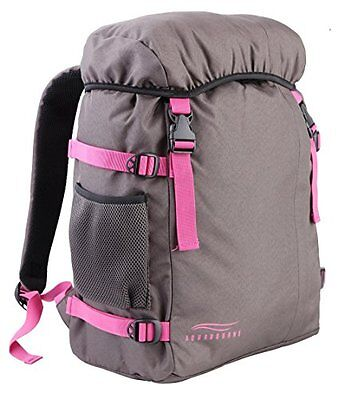 Aquabourne Waterproof Laptop Backpack Daypack for Travel Leisure Gym Beach Sport